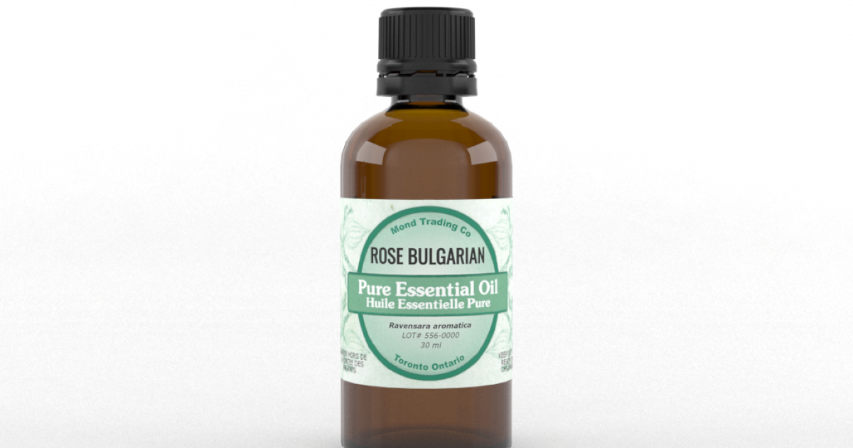 Rose Bulgarian - Pure Essential Oil