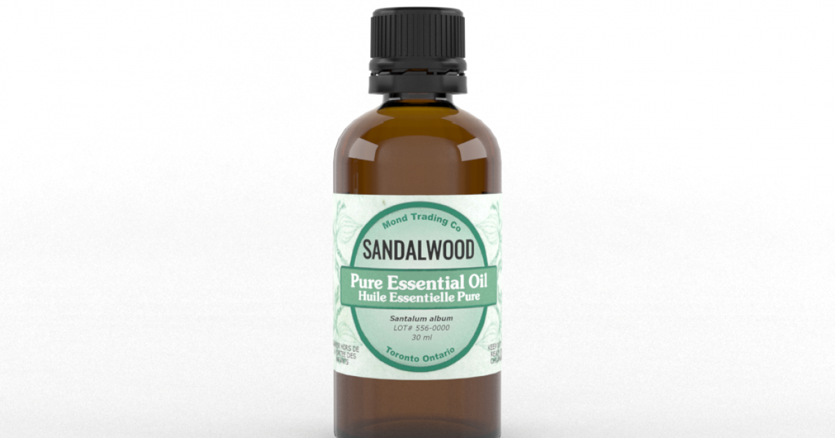 Sandalwood - Pure Essential Oil