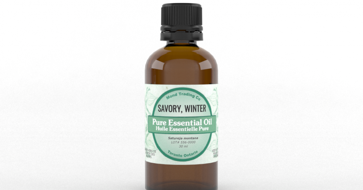Savory, Winter - Pure Essential Oil