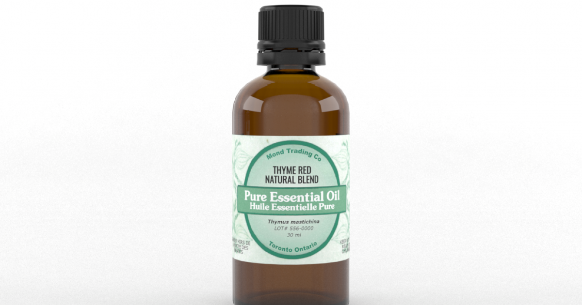 Thyme Red, Natural Blend - Pure Essential Oil