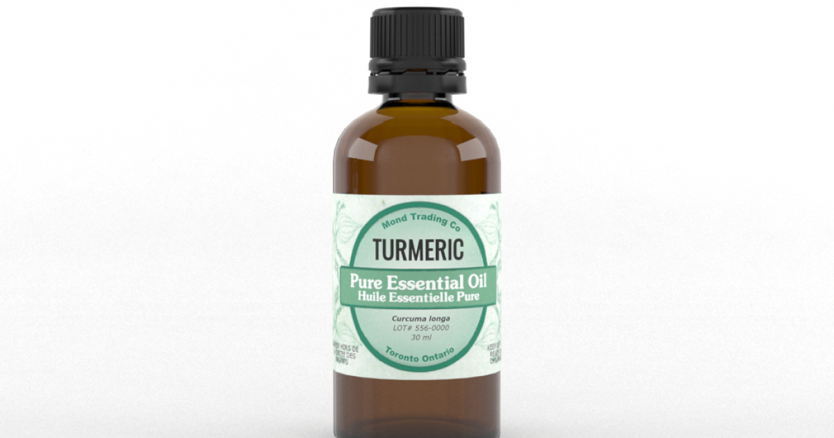 Turmeric - Pure Essential Oil