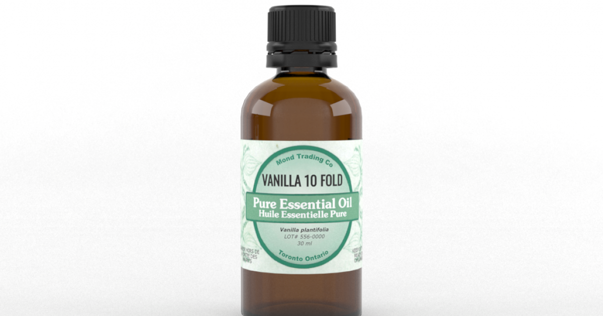 Vanilla 10 Fold - Pure Essential Oil