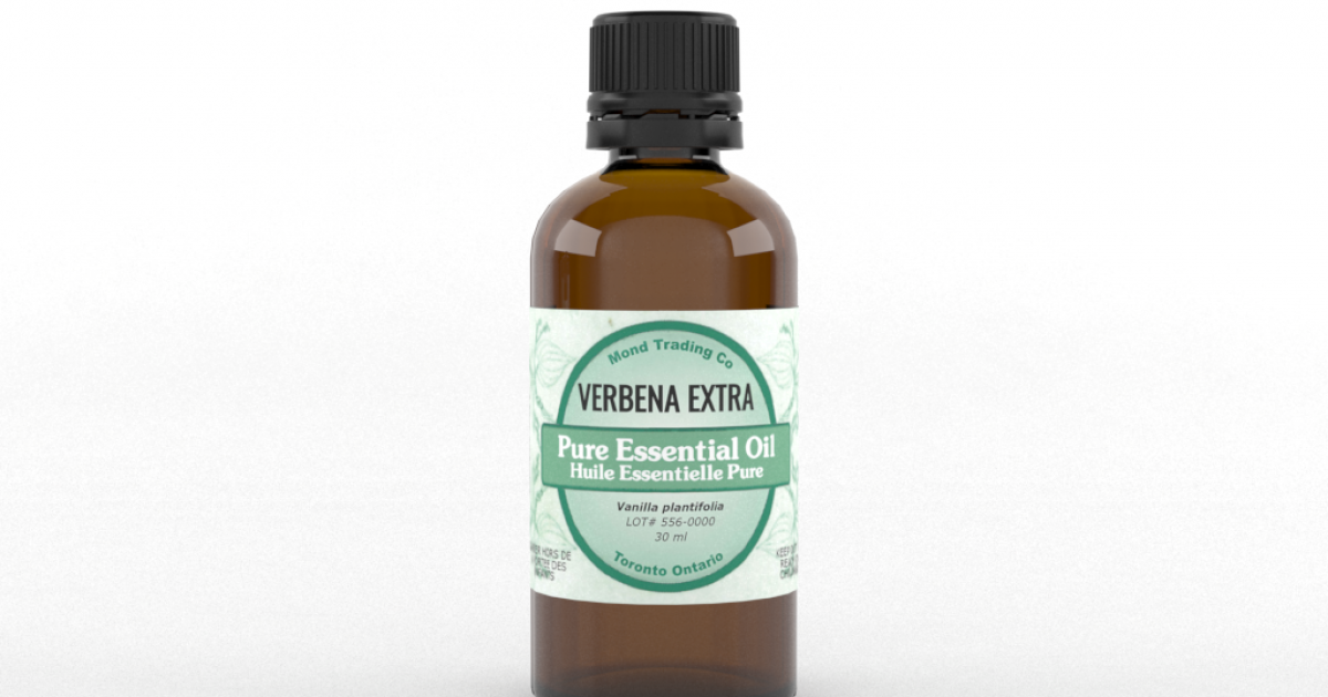Verbena Extra  - Pure Essential Oil