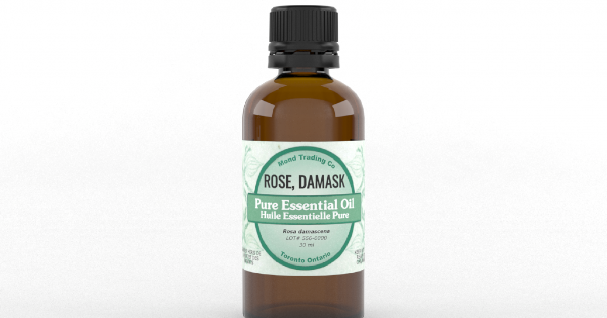 Rose, Damask - Pure Essential Oil